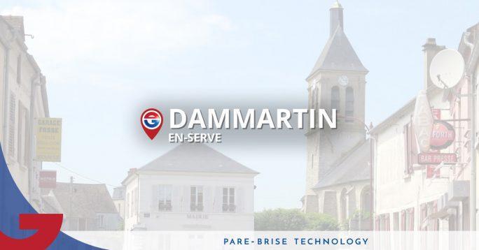 Ouverture Glass Express Dammartin-en-Serve
