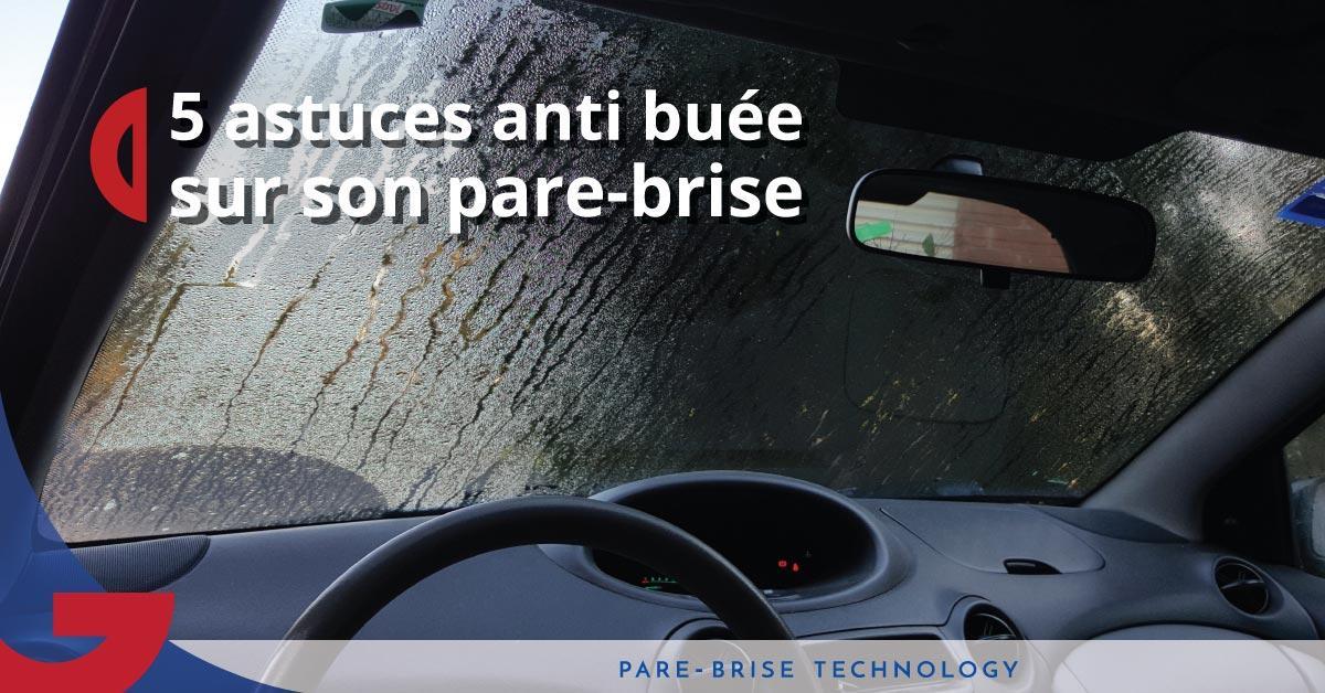 5 Astuces Anti Buee Sur Son Pare Brise Glass Express