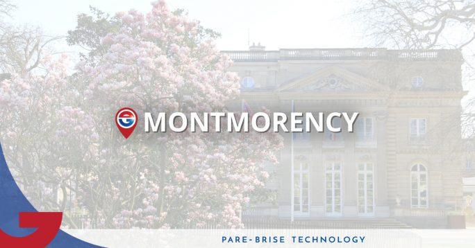 pare-brise montmorency