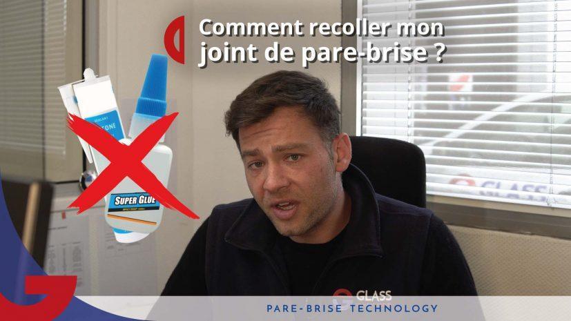 joint pare-brise