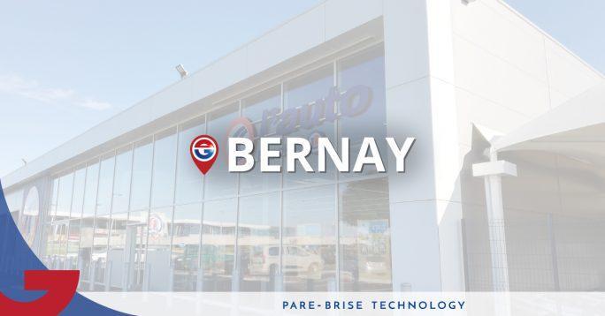 Pare-brise Bernay
